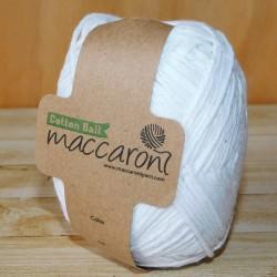 "Cotton Ball ""Maccaroni"""