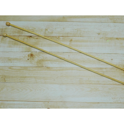 Palillo Bambú Recto