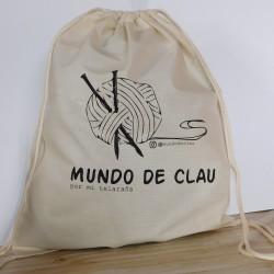 "Morral ""Mundo de Clau"""
