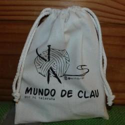 """Saco """"Mundo de Clau"""""""