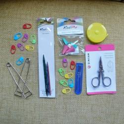 Set de accesorios...